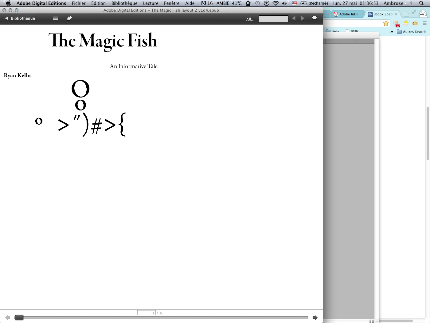 [Screen capture of Adobe Digital Editions, showing how the fish logo has been misrasterized]